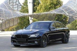 BMW 7 Series от TuningWerk