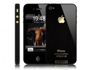 iPhone 4 African Black