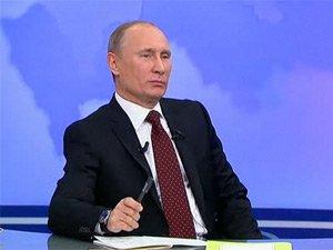 Разговор с Владимиром Путиным. Продолжение