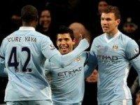 Манчестер Сити одолел Ливерпуль