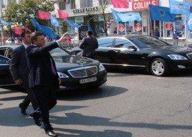 Автопарк Президента