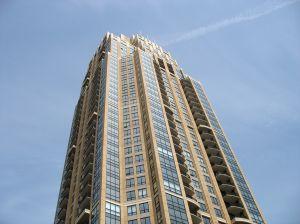 В Украине растет объем стоительства многоэтажных домов
