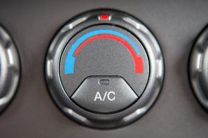 Органы управления кондиционером в автомобиле