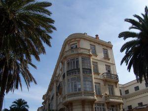 Апартаменты в испанском Сеуте