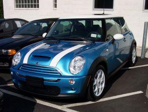 2005 MINI Copper S