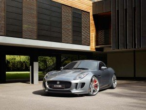 Концепт Jaguar C-X16