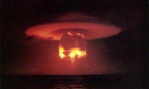 Ядерная война как один из вариантов конца света