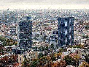 Высотки в Киеве