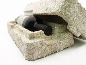 Упаковка на основе грибов