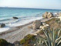 Пляж на Родосе