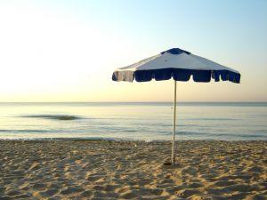 Пляж в Варне (Болгария)