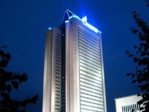 Головной офис Газпрома