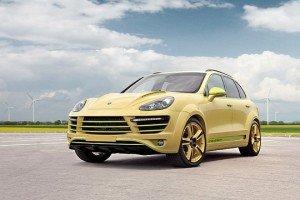 Porsche Cayenne от ателье Top Car