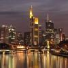 Центр города Франкфурт-на-Майне (Германия)