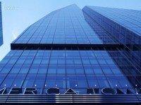 Bank of America, Нью-Йорк, вид с улицы