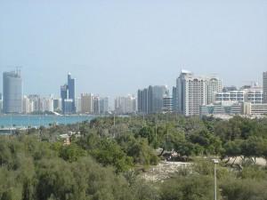 Абу-Даби - столица ОАЭ