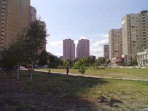 Жилой массив, Киев