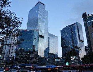 Штаб-квартира Samsung Electronics в Сеуле