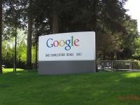 Приветственная надпись Google
