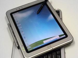 Планшетный ноутбук