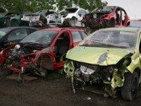 Автомобили, готовые к утилизации
