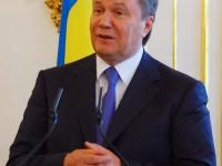Президент Украины В.Ф. Янукович