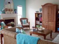 Убранная комната