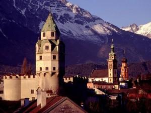 Тирольские башни, Австрия