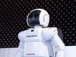 Человекоподобный робот компании Honda