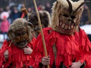 Театрализованное шествие на Старый новый год