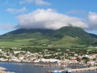 Бастер - столица островов Сент-Киттс и Невис