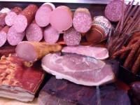 Копченые колбасные изделия