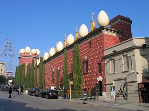 Театр-Музей Сальвадора Дали в Фигерасе, Каталония