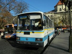 Автобус ЛАЗ A141