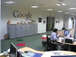 В испанском офисе Google
