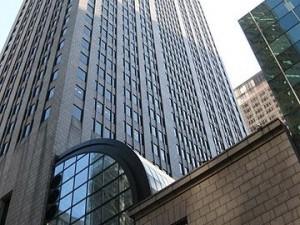 Штаб-квартира компании Sony в Нью-Йорке