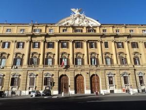 Министерство финансов Италии в Риме