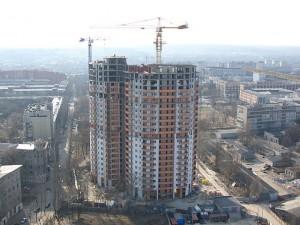 Новостройка в Харькове