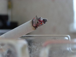 Рост цен на сигареты в Украине сократил их потребление