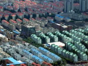Жилой массив в Шанхае