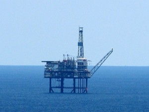 Газовая платформа