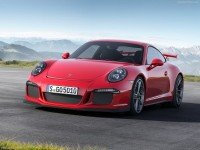 2014 Porsche 911 GT3. Фото Porsche