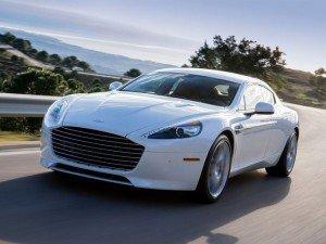 Aston Martin Hybrid Rapide S
