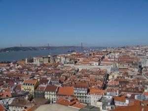 Лиссабон - столица Португалии