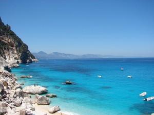 Побережье острова Сардиния