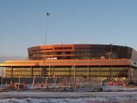Строительство Malmö Arena