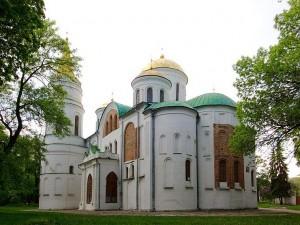 Спасо-Преображенский собор в Чернигове