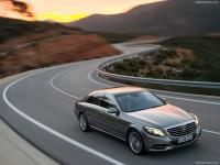 Mercedes-Benz S-Class последнего поколения