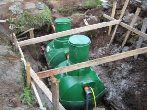 Элемент локальной канализации