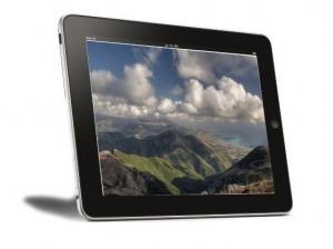 Современный планшетник iPad